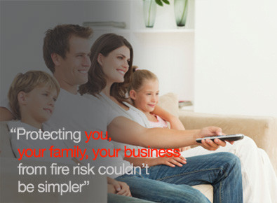 Protecting your family from Fire Risk